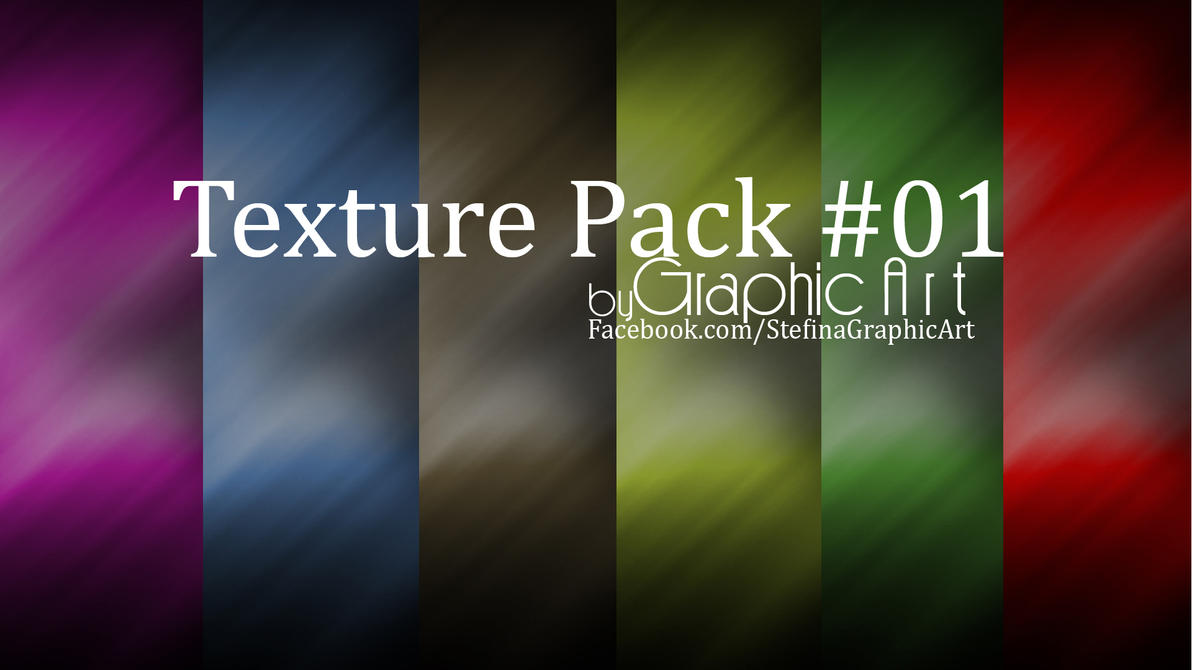 Texture Pack #01 by StefinaGraphicART