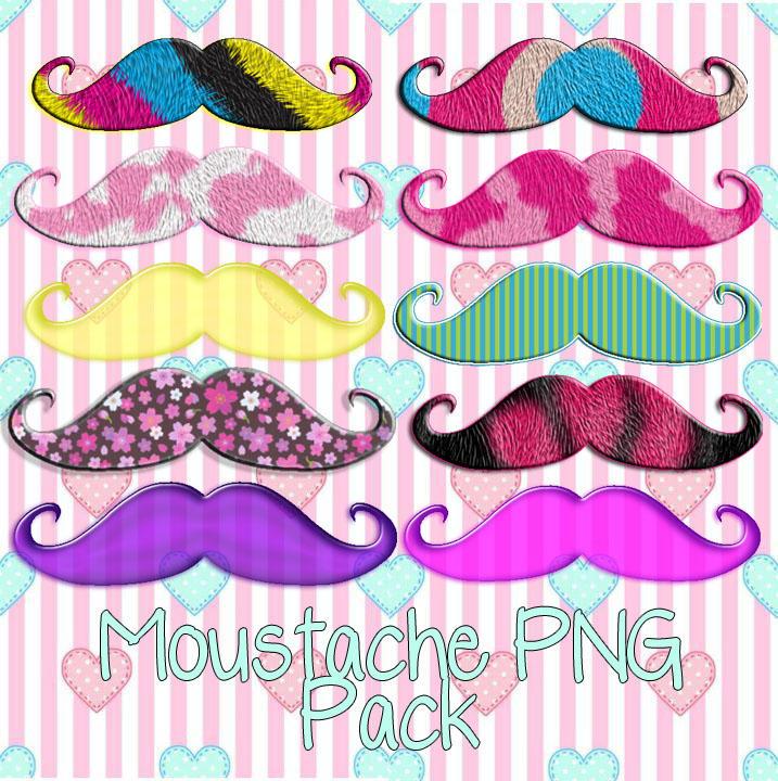 Book Cover Art Zip : Moustache png pack zip by gabybbieber on deviantart