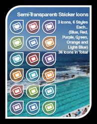 Transparent Sticker Pack Mac by ConceptOblivion