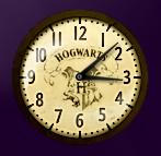 Hogwarts Clock by Pobe16