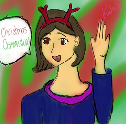 Christmas Commissions!