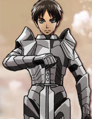 Savior (Knight!Eren Jaeger x Reader)[Shortfic] by LadyNecrotic on