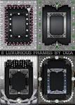 8 luxurious frames