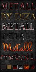 Color metal styles by DiZa by DiZa-74