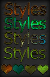 Fantastic styles by DiZa-74