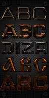 Old metallic styles by DiZa