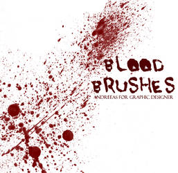 Blood brushes - AS for GD.