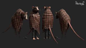 pathologic 2 (alpha): rats pack