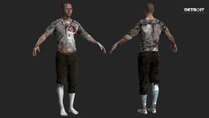 Human nackt kara become detroit Voyeur •