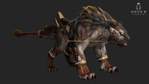 ascendant one: hera's pet