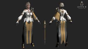 ascendant one: hera