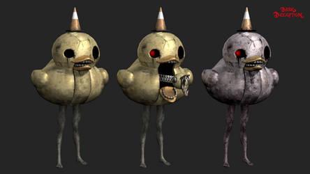 dark deception: dread duckies