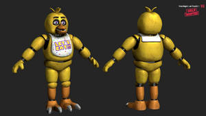 fnaf vr help wanted: chica