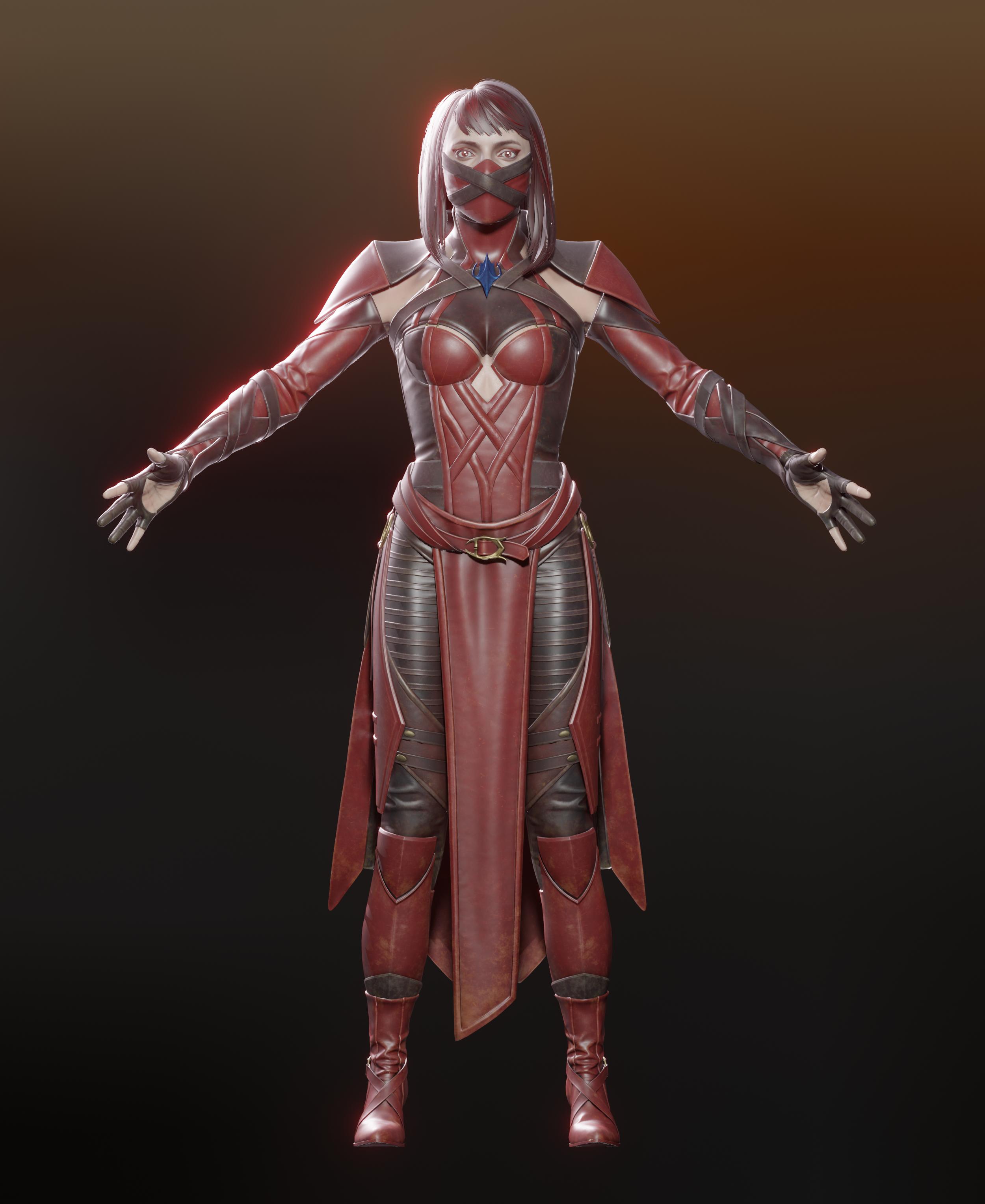 MK11: skarlet - blood pixie (reupload)