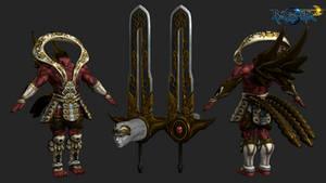 bayonetta 2: valiance and valiantium blade