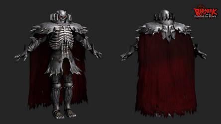 berserk: skull knight by rotten-eyed