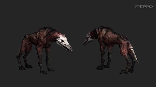 dishonored: gravehound