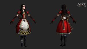 amr: alice royal suit