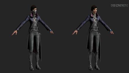 dishonored 2: emily kaldwin