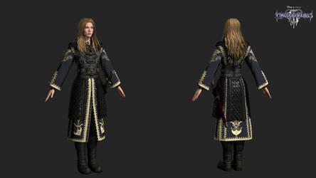 kingdom hearts 3: elizabeth swann