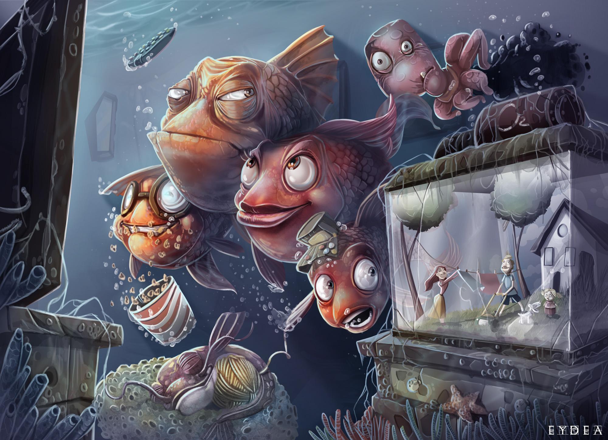 Definitely Fishy Restyle