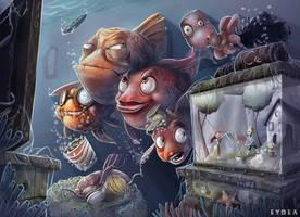 Definitely Fishy Restyle by Eydea