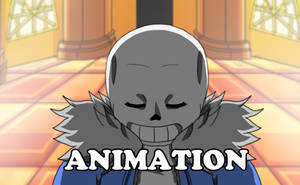 ::Sans Vs. Frisk - Animation (Preview 1):: by xxMileikaIvanaxx