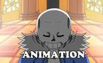::Sans Vs. Frisk - Animation (Preview 1)::
