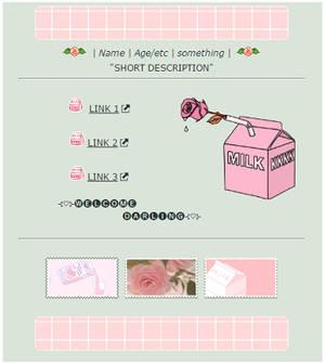 Rose Milk | Non-Core f2u Custom Box