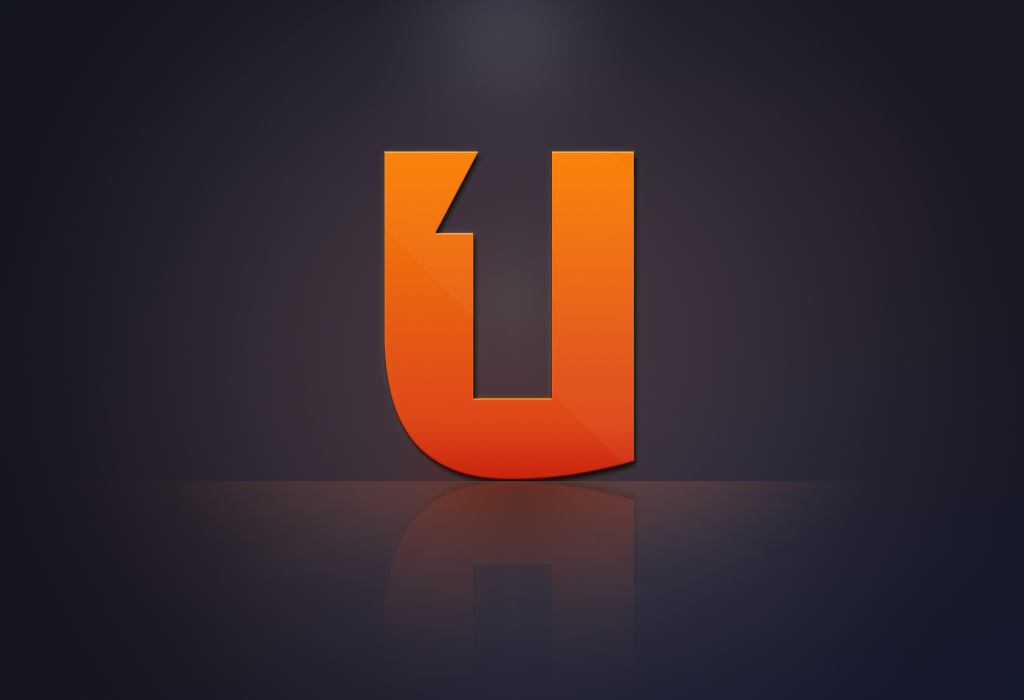 Ubuntu One icon .psd by Draganja