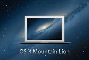 OS X Mountain Lion Wallpaper pack by Draganja