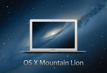 OS X Mountain Lion Wallpaper pack