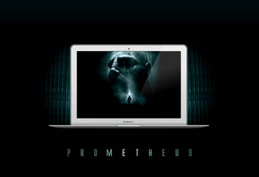 Prometheus wallpaper pack