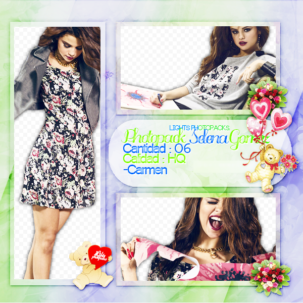 +Photopackpng Selena Gomez by iSparksOfLies