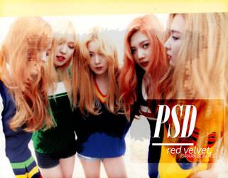 #Red Velvet/PSD by iSparksOfLies