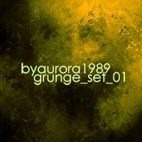 Grunge_Set_01 by Aurora1989