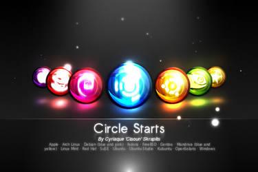 Circle Starts 0.9 by Cisoun