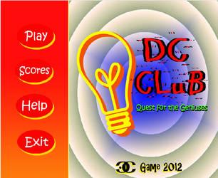 DC Club Game by rhavendc