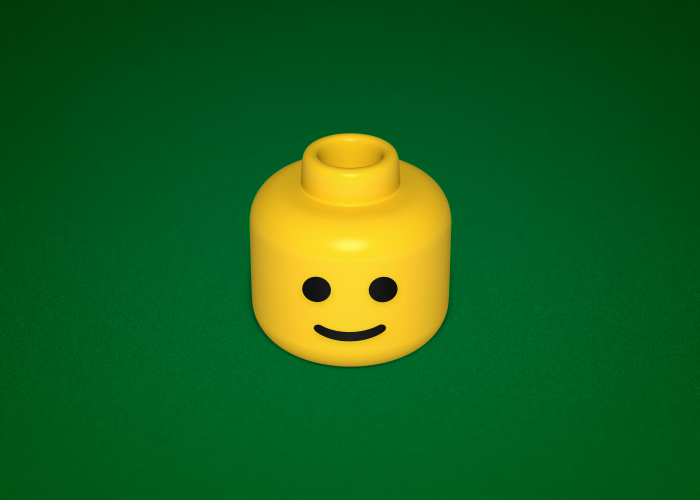 Lego Head Icon by Heliogon on DeviantArt