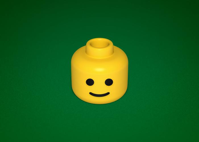 Lego Head Icon by Heliogon on DeviantArt