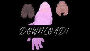 (TDA Hair Edits By Elishush)
