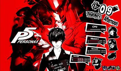 P5 SYS by M-Jae