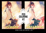PSD Coloring #2 by Debbiichan
