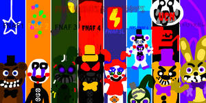 Five Years of Five Nights at Freddy's