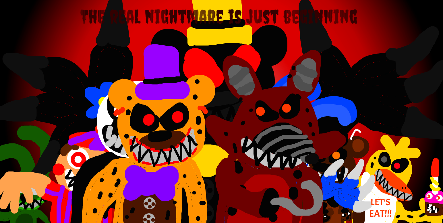 The Nightmare Is Just Beginning By Mr Eaziy Mctriggerd On Deviantart His birthday, what he did before fame, his family life, fun trivia facts, popularity rankings, and more. deviantart