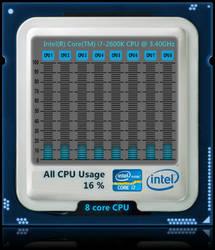 Intel CPU Meter 2.5.5