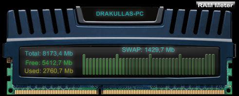 RAM Meter Pro 1.6.9