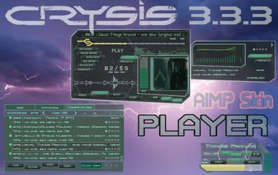 CRYSIS Player 3.3.3