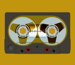 Cassette Tape Style SX