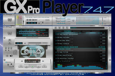 GXpro Player 7.4.7